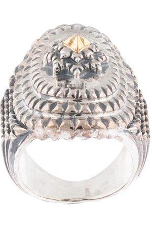 Natural Instinct Mænd Ringe - Krafig ring med indgravering