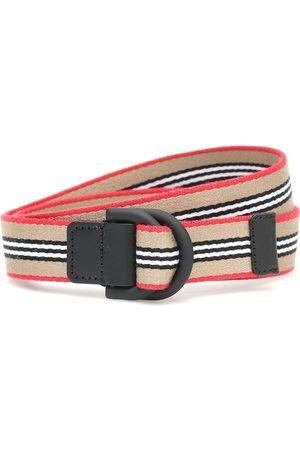 Burberry Drenge Bælter - Double D-ring belt