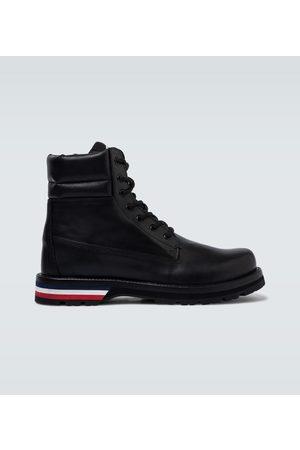 Moncler Mænd Støvler - Vancouver tricolored-sole boots