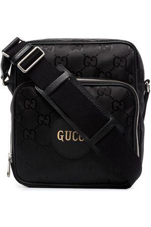 Gucci Black Off The Grid GG Supreme cross body bag