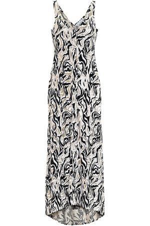 Paco rabanne Kvinder Mønstrede kjoler - Printed midi dress