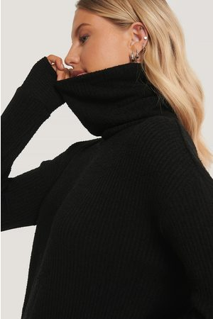 NA-KD High Neck Oversized Sweater