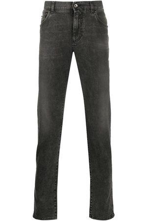 Dolce & Gabbana Skinny-jeans med let slitageeffekt