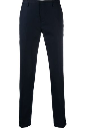 Paul Smith Mid-rise skinny fit trousers