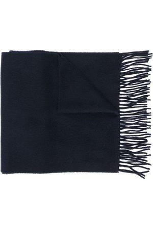 Yves Saint Laurent Tørklæder - Woven fringed scarf