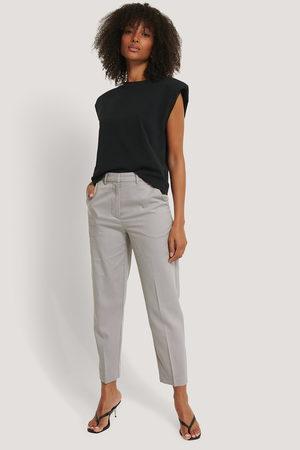 NA-KD Kvinder Habitbukser - Classic Suit Pants