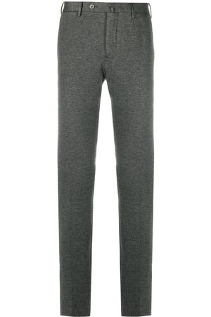 PT01 Knitted slim-fit trousers