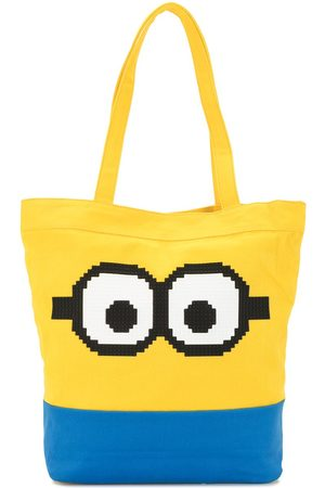 MOSTLY HEARD RARELY SEEN Minion tote-taske med tryk