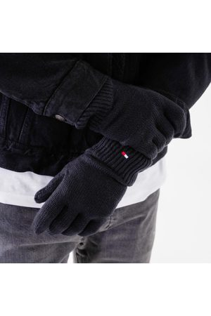 Tommy Jeans Access Mænd Handsker - Pima cotton gloves