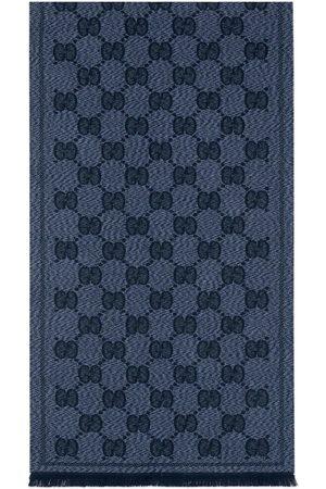 Gucci Mænd Tørklæder - GG wool jacquard scarf
