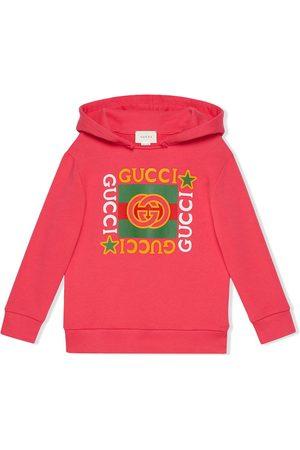 Gucci Hættetrøje med logotryk