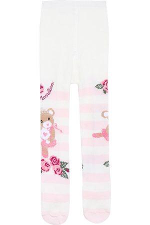 MONNALISA Piger Tights - Baby printed tights