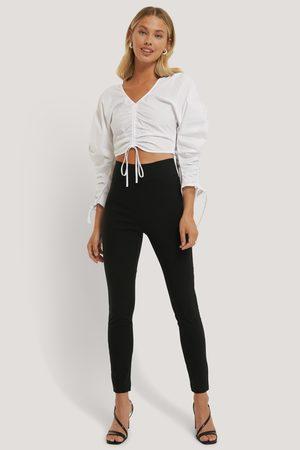 NA-KD Kvinder Slim bukser - Slim-fit Super Stretch Pants