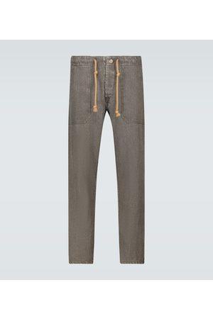 Nanushka Nova linen pants