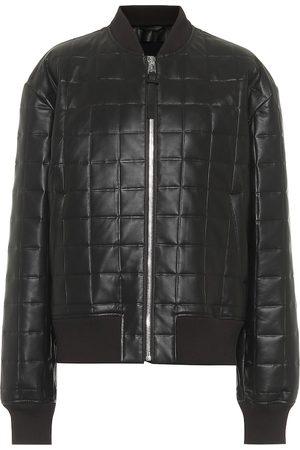 Bottega Veneta Kvinder Skindjakker - Quilted leather bomber jacket