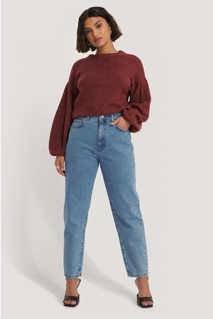 NA-KD Loose Fit Mom Jeans