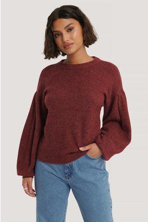 NA-KD Kvinder Strik - Drop Shoulder Knit