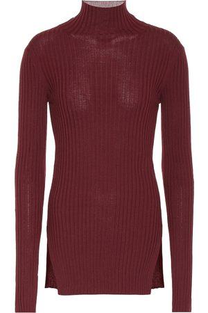 Plan C Wool turtleneck sweater