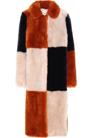 Stella McCartney Kvinder Vinterfrakker - Adalyn faux fur coat