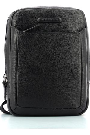 Piquadro Black iPad Mini bag