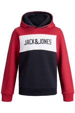 Jack & Jones Drenge Logosweat Hoodie Mænd