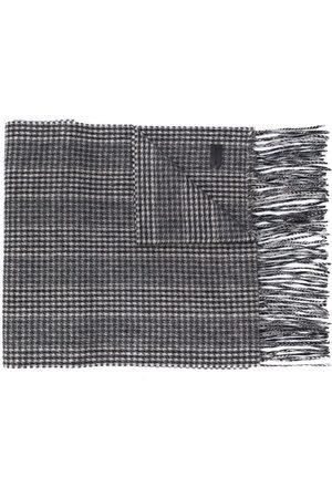Saint Laurent Mænd Tørklæder - Houndstooth scarf