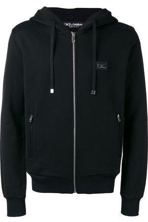 Dolce & Gabbana Drawstring zip hoodie