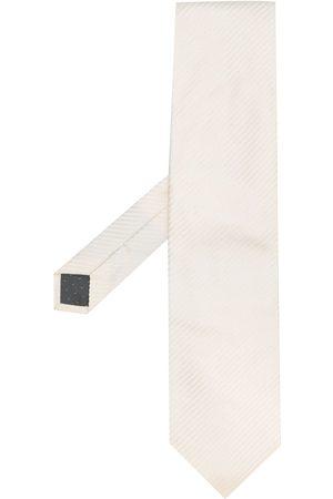 Gianfranco Ferré Stribet slips i jacquard fra 90'erne