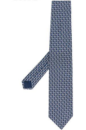 Salvatore Ferragamo Mænd Slips - Pointed silk tie