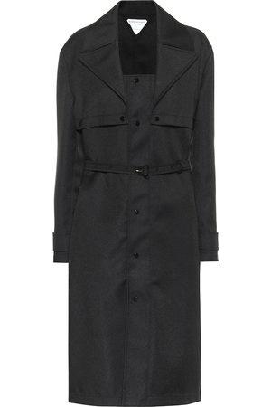 Bottega Veneta Twill coat
