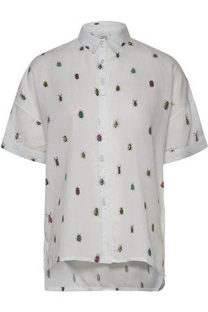 Dedicated Shirt Short Sleeve Nibe Bugs Kortærmet Skjorte