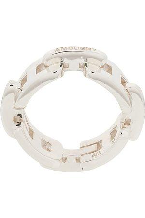 AMBUSH Chain-link ring