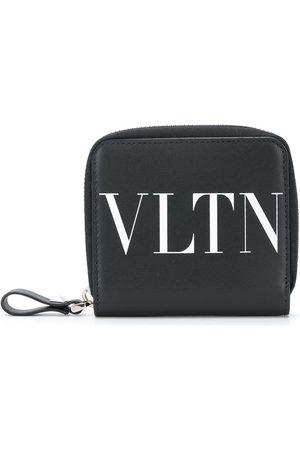VALENTINO GARAVANI Mænd Punge - VLTN logo print purse