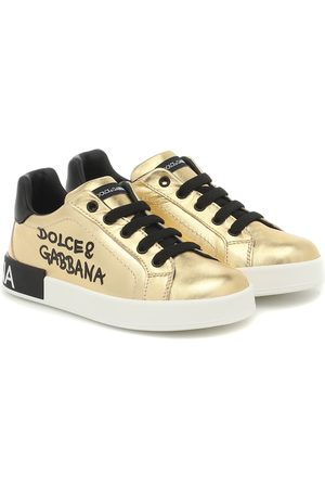 Dolce & Gabbana Piger Sneakers - Leather sneakers