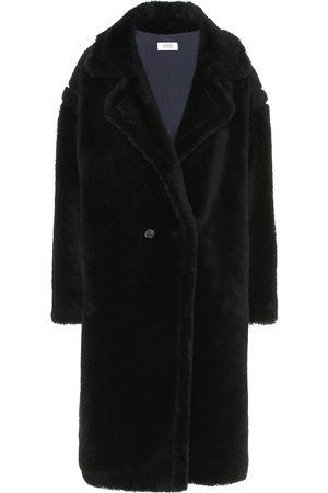 YVES SALOMON Meteo wool coat
