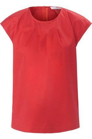 Peter Hahn Blondetop i 100% bomuld Fra rød
