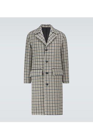 Officine Générale Matteo houndstooth coat