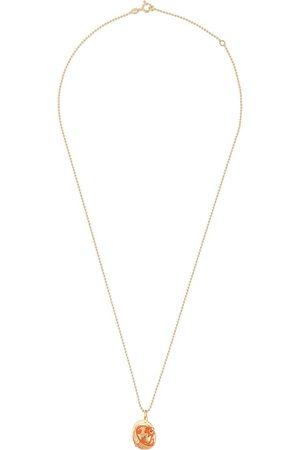TRUE ROCKS Globe pendant necklace