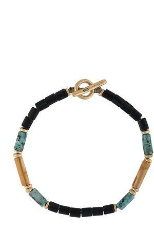 M. COHEN Kæde med blandede perler