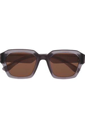 MYKITA X Maison Margiela Raw sunglasses