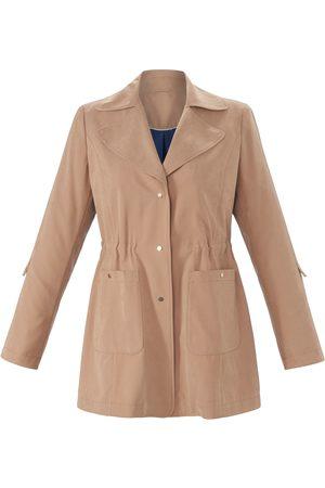 Anna Aura Outdoor-jakke i klassisk snit reverskrave Fra