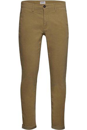 Lindbergh Mænd Habitbukser - Corduroy Slim Fit Pants Casual Bukser