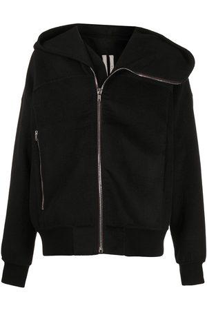 Rick Owens Funnel neck hoodie