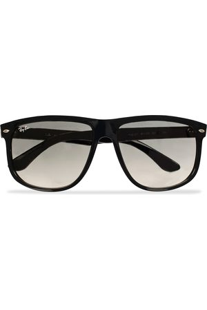 Ray-Ban Mænd Solbriller - RB4147 Sunglasses Black/Chrystal Grey Gradient