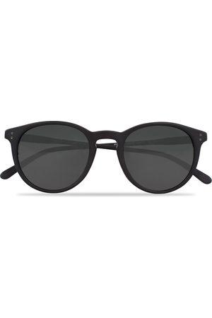 Ralph Lauren 0PH4110 Round Sunglasses Matte Black