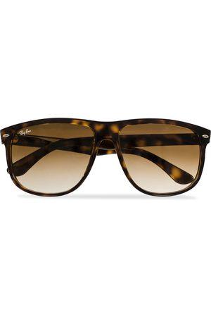 Ray-Ban RB4147 Sunglasses Light Havana/Crystal Brown Gradient