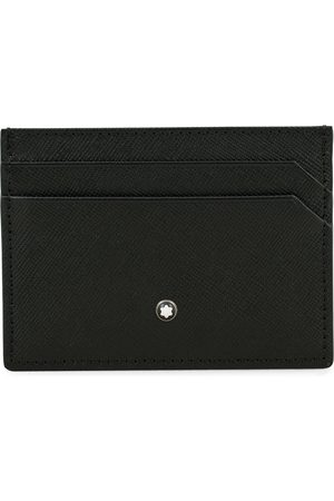 Mont Blanc Sartorial Pocket 5 Credit Card Holder Black