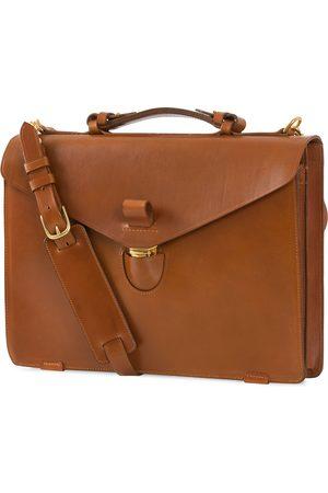 Tarnsjo Garveri Mænd Laptop Tasker - TG1873 Briefcase Cognac