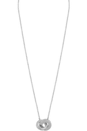 SNÖ of Sweden Mari Chain Neck Accessories Jewellery Necklaces Dainty Necklaces Sølv