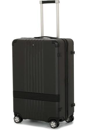 Mont Blanc Trolley Small/Medium 4 Wheels Black